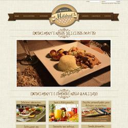 site de restaurante com pedidos on-line