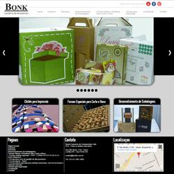 site com galeria de fotos