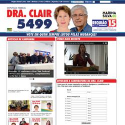 site de candidato