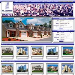 Site de Imobiliária com busca de imóveis