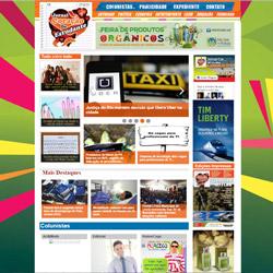 portal de notícias - jornal eletrônico