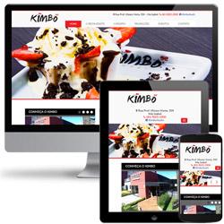 site de restaurante com cardápio on-line