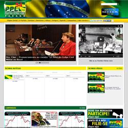 portal de partido político