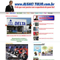 portal pessoal de notícias e informações