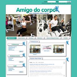portal de serviços, informações e anunciantes
