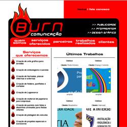 site dinâmico, portfólio virtual