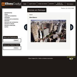site de imobiliária
