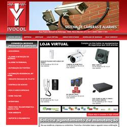 site comercial com loja virtual (e-commerce)