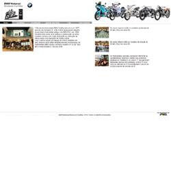 site institucional com galeria de fotos