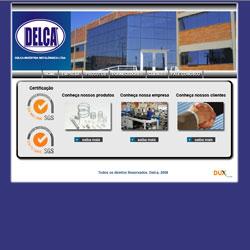 site estático, institucional